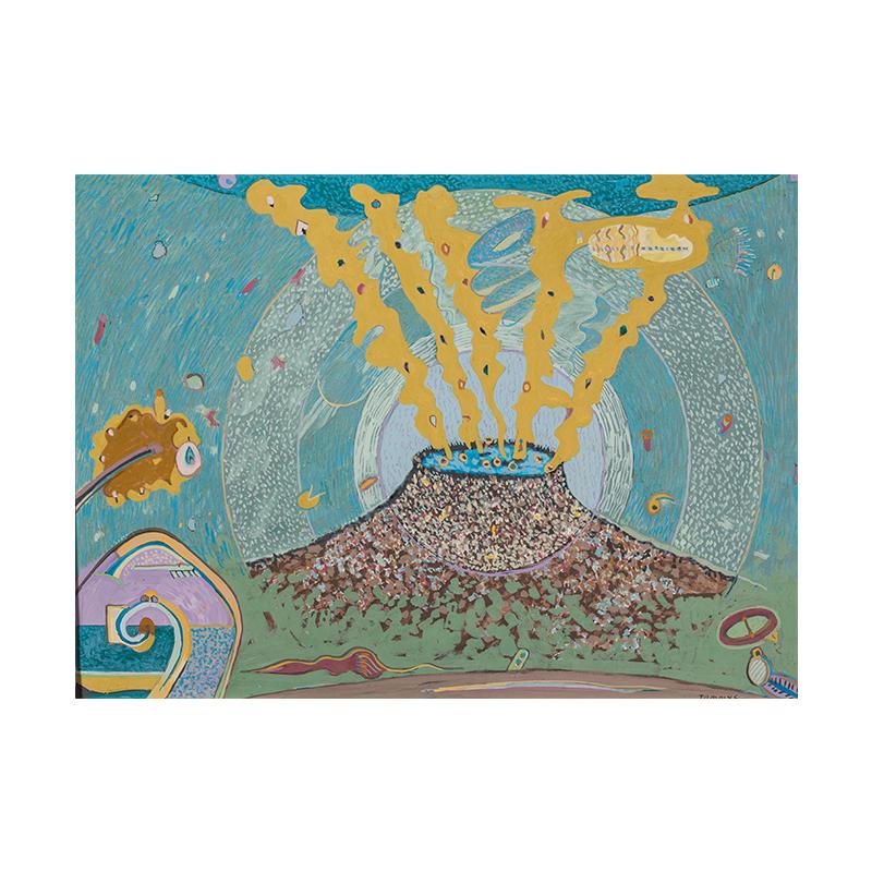 Tommy Simpson - Volcano of Dreams